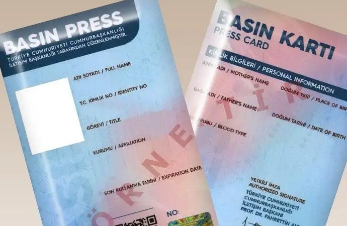 Danıştay'dan basın kartları için önemli karar