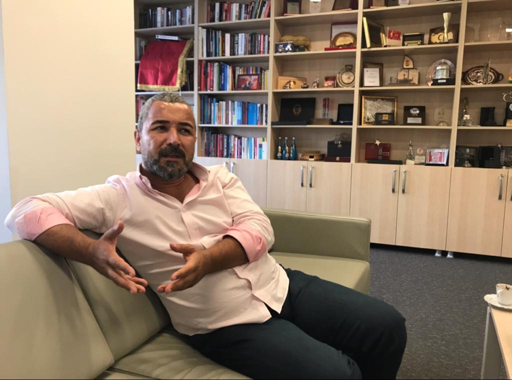 Veyis Ateş: Mustafa Çalık ülkenin bir döneminin fikir ve düşünce açlığını gidermiştir