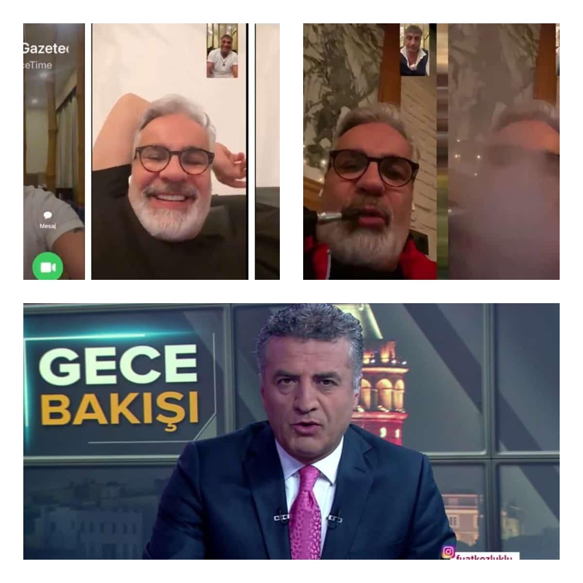 Usta gazeteci Kozluklu'dan Hadi Özışık'a ağır ifadeler