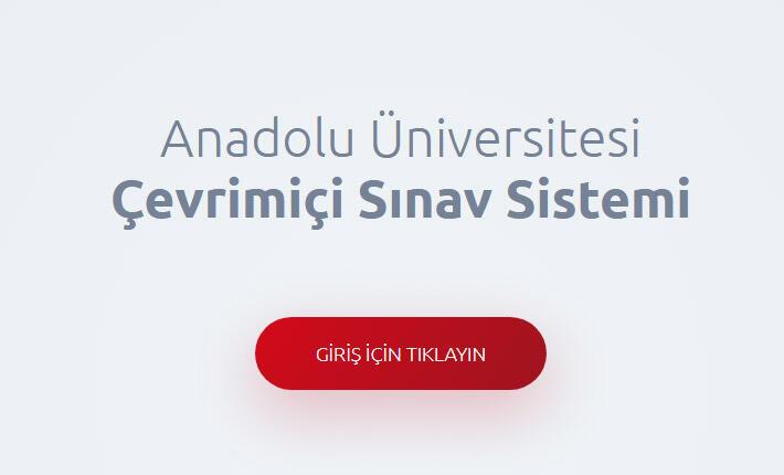 """AÖF'ün """"çevrimiçi sınav"""" hesabı öğrencileri kızdırdı"""